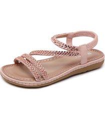 sandalias de mujer zapatos de playa de vacaciones