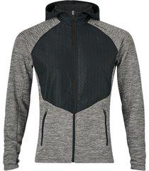 träningsjacka charge fz sweat hood jacket m