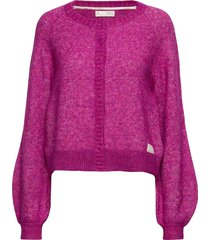 cool with wool cardigan gebreide trui cardigan roze odd molly
