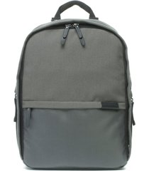 infant storksak taylor diaper backpack - grey