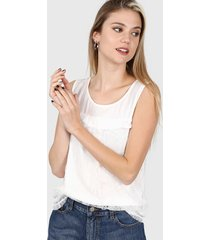 blusa  natural etam mica