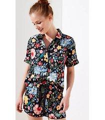 loft garden pajama top