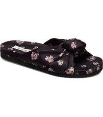 bene sandal shoes summer shoes flat sandals svart nué notes