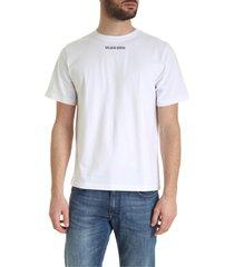 golden goose flag t-shirt