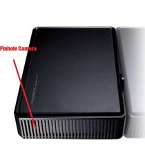 self recording hard drive case spy nanny covert camera horizontal (sd-600h)
