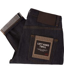 naked and famous indigo easy guy left hand twill selvedge jeans 012776-ind
