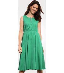 jurk mona groen