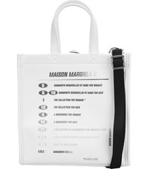 mm6 motocross style tote bag