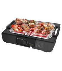 churrasqueira elétrica cadence grill menu - 220v