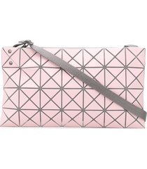 bao bao issey miyake prism shoulder bag - pink