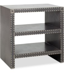 lacey 2-tier side table