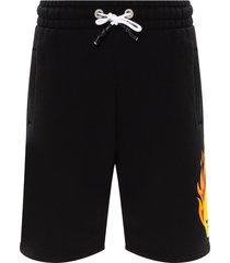 gedrukte zweet shorts