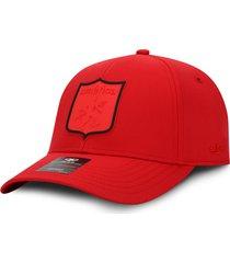 gorra américa de cali oficial oc caps roja tono a tono