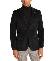 nautica men's modern-fit active stretch corduroy sport coat