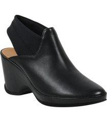 women's l'amour des pieds oniella bootie, size 9.5 m - black