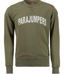 sweater caleb groen