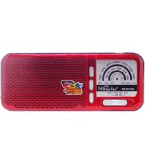 radio digital portatil 3 bandas con usb