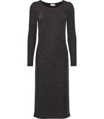 kajoy dress jurk knielengte zwart kaffe