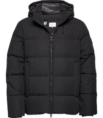 d2. the alta down jacket gevoerd jack zwart gant