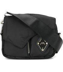 a-cold-wall* padded envelope shoulder bag - black