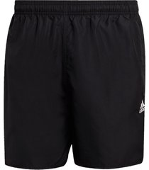 badshorts solid swim shorts