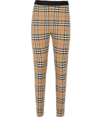 burberry - belvoir leggings
