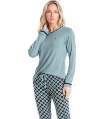 pijama legging estampado júlia