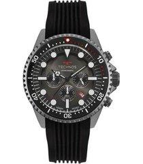 relógio technos skymaster masculino