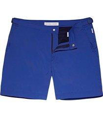 bulldog swim shorts - french blue 271731-fbl
