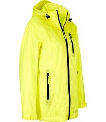 giacca tecnica con stampa riflettente (giallo) - bpc bonprix collection