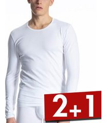 calida cotton code shirt long sleeve