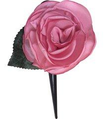 bico de pato fuxicos & frescuras rosa colombiana rosada