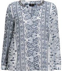 blus yzabrina l/s blouse