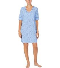 cuddl duds cuddl smart moisture wicking sleep shirt nightgown