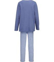 pyjamas harmony gammalrosa::blå