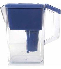 jarra purificadora para água alcalina azul