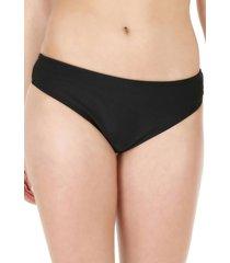 bikini calzón culote negro h2o wear