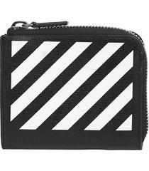 off-white diag wallet