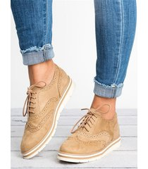 cuero plano mujer botas