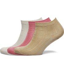 mix sock pack w. 15 lingerie socks footies/ankle socks rosa becksöndergaard