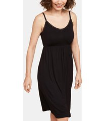 bump in the night babydoll clip-down nursing nightgown