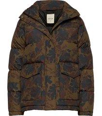 josephine jacket gevoerd jack beige wood wood