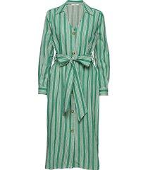olle shirt dress jurk knielengte groen iben