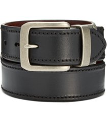 levi's men's reversible casual leather belt