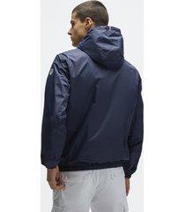 giacca in nylon riciclato
