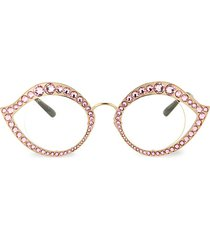 novelty special edition 41mm cat eye sunglasses