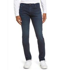 men's ag dylan skinny fit jeans, size 38 x 34 - blue