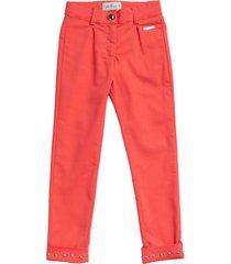 pantalon coral estilo rosa romi
