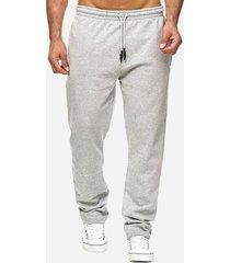 pantalon buzo clasico gris uniforma