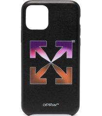 gradient arrow iphone 11 pro case
